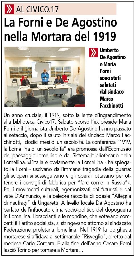 La Lomellina 2019-05-22